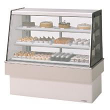 冷蔵対面ショーケース